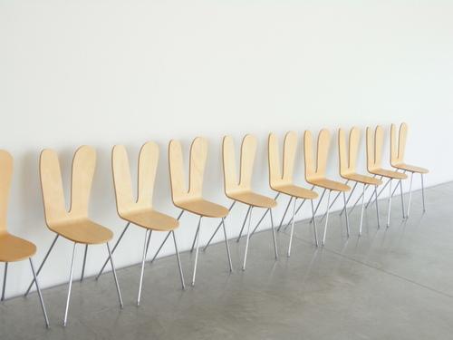 うさぎの椅子