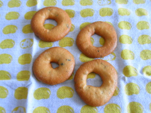 金時草クッキー